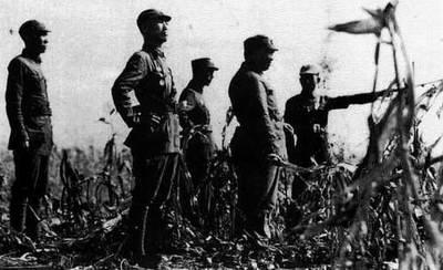 内战中被俘级别最高的国军将领