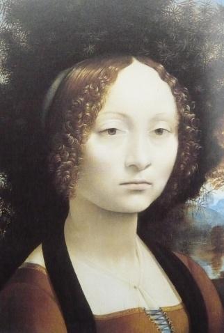 """她的名字叫""""吉内弗拉·德·本齐"""" - 明明 - 梁明明的blog—光影之河"""