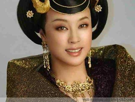 中国电影史上的10大女明星组图