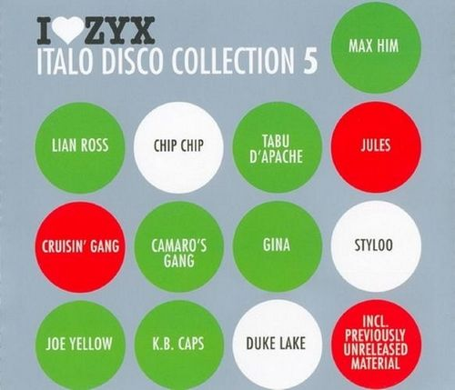 VA - ZYX Italo Disco Collection VOl.1- 9 (2002 - 2009) - 意大利铁匠 - 分享劲爽节奏--XINBO21