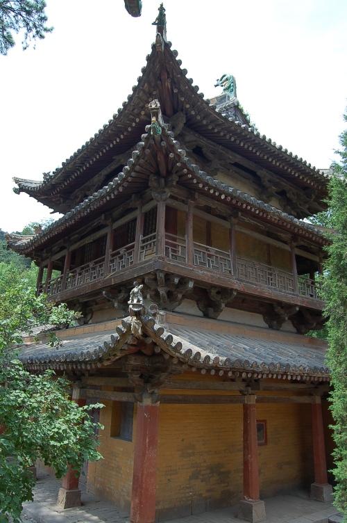 西溪二仙庙 - 崇寿寺 - 崇寿寺