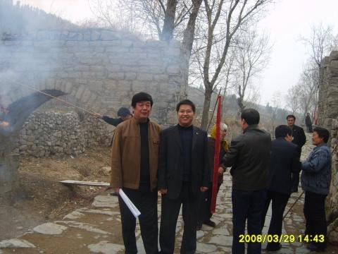 明代古村朱家峪  - 陈忠 - 我的博客:济南的天空