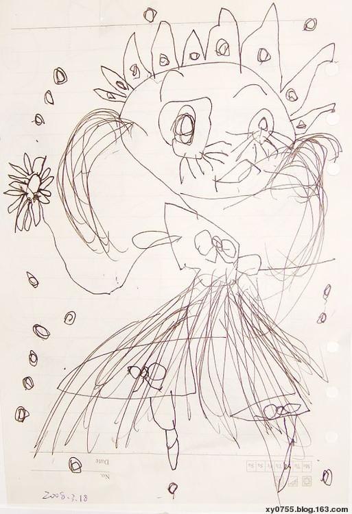 《小公主》 - 天使的翅膀的日志图片