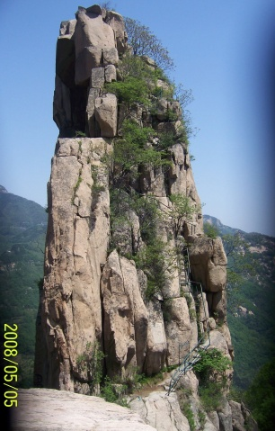 泰山上几处风景 - 青未了 - 走进大自然