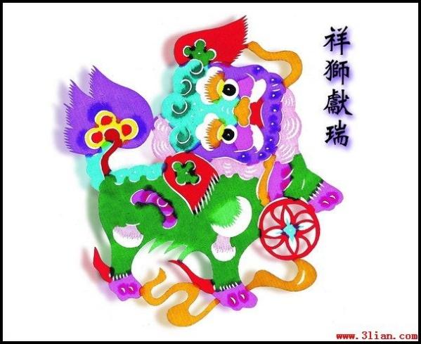 贺新春民间艺术系列图片精品珍藏 - 老小 - 老小图文库