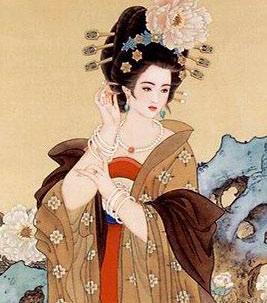 中国的古代四大美女和日本古代三大美女的结局