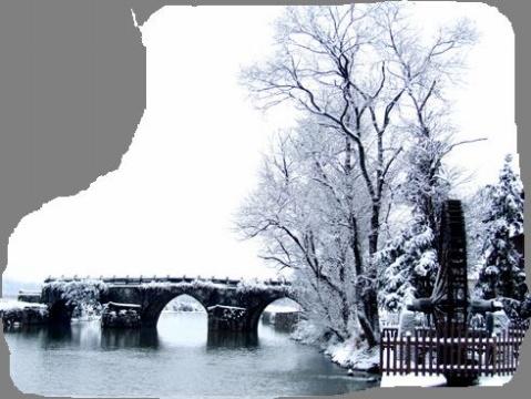[闻天原创]桥的遐思 - 闻天 - [闻天]