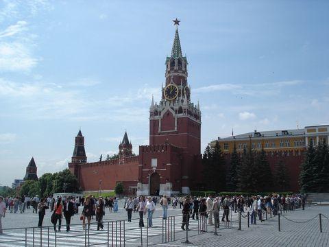 俄罗斯之行的十佳风景照 - 阳光月光 - 阳光月光