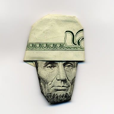 各国纸币折纸,绝对精品 - 798DIY - 798 DIY 陶瓷家饰