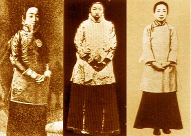 旧京的服饰文化 - 卤煮 - 過年好