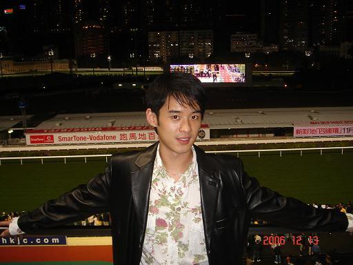 游香港跑马场,相当喜欢 - 高昊 - 高昊 的博客