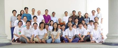 2007年中国佛教内观课程日期表 - 新佛教徒 - 正信之路