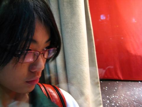 发傻【图片日志】 - 云影 - 沉沦·狂乱