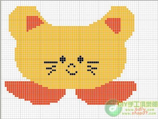 毛衣编织图案 - 梅兰竹菊 - 梅兰竹菊的博客