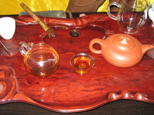 六月试新茶 - 藏茶帝国 - 黑茶帝国的博客