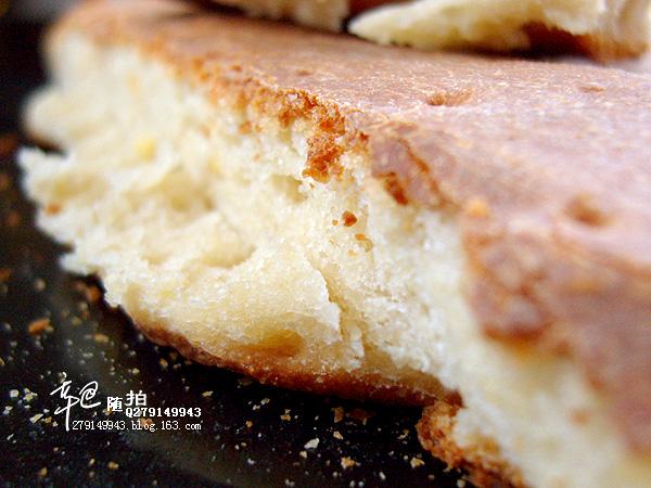 『辛巴闹厨』豆渣烤饼 - 辛巴 - 【辛巴】