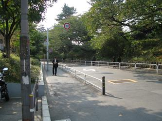 四谷车站附近