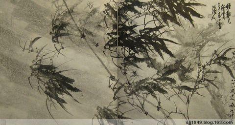 【原创】画竹胸中必有成竹 - 满不在乎 - 蘭香草堂de主人