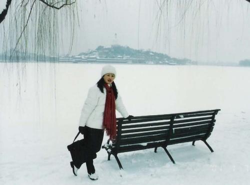 雪后的北海 - 西樱 - 走马观景