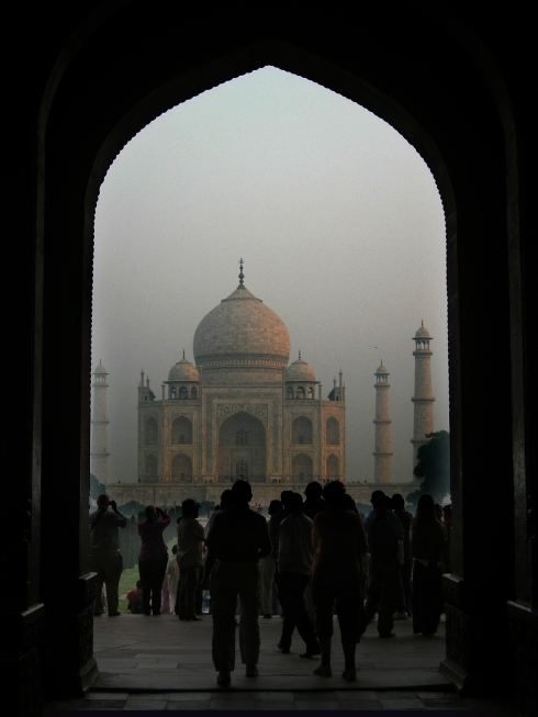 埋葬爱情的还是爱情-印度泰姬陵 - Y哥。尘缘 - 心的漂泊-Y哥37国行