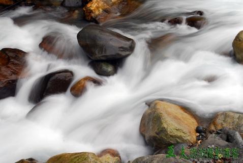 (原摄)四川喇叭河之秋(二) - 高山长风 - 亚夫旅游摄影博客