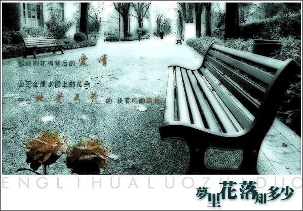 梦里花落知多少。。。【情感图文/  】 - 火凤凰 - hfh9989的博客