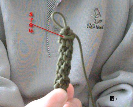 三角形包带和圆形包带的钩法 钩针姐姐 钩花博客钩针图解高清图片