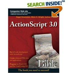 电子书《ActionScript 3.0 Bible》下载 - 阿蔡 - Flex 技术博客