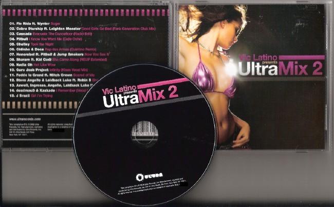 Vic Latino Presents: Ultra Mix 2 - 意大利铁匠 - 分享劲爽节奏--XINBO21