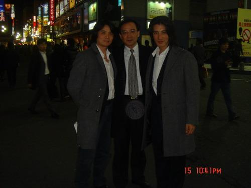 2006年上海电影周东京开幕式 - 蒲巴甲 - 蒲巴甲的博客