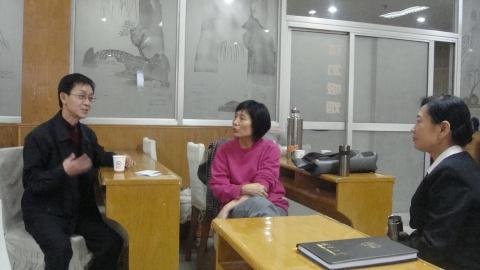 顺捷公司对隆尧中小企业进行培训 - 河北顺捷公司 - 河北顺捷公司