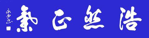08书法84 - 董永西 - 宗山墨人的博客