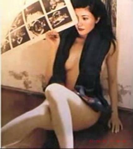 李嘉欣突破底线的性感写真照 - 今方 - 今方的博客
