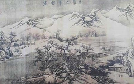 中国画的分类(图文) - 苦作舟居士 - 苦作舟居士的博客