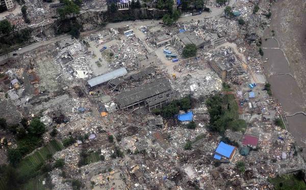 [原创]五绝 20085121428四川汶川8级大地震 - 陈本余 - 沈阳游客    诗词