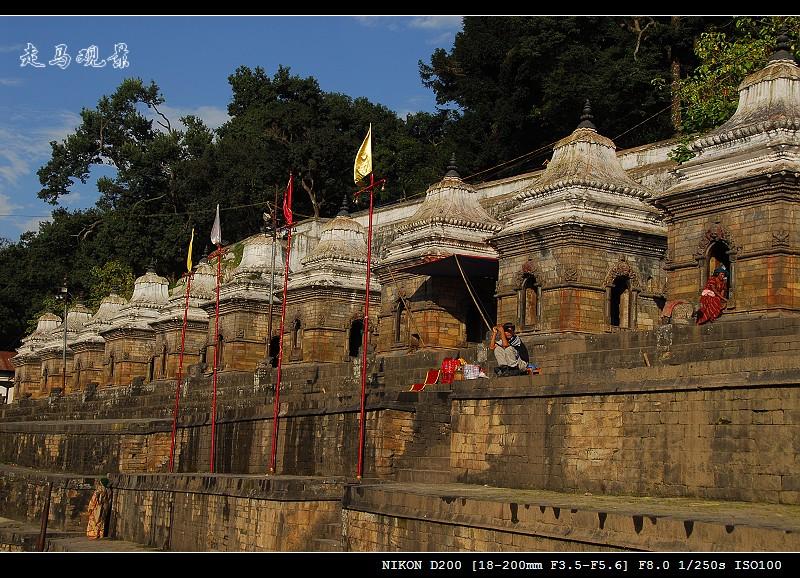 雪山 湖泊 寺庙____尼泊尔之旅(十) - 西樱 - 走马观景