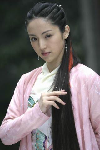 中国内地十大古装美女