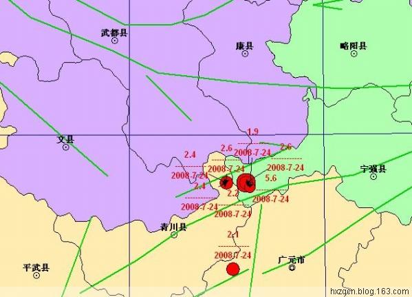 2008-07-24 15:09 川陕交界6.0级地震 堪察加东海岸近海发生6.0级地震 - 嚯嚯嚯 - 俺是华夏知青论坛曾经的版主