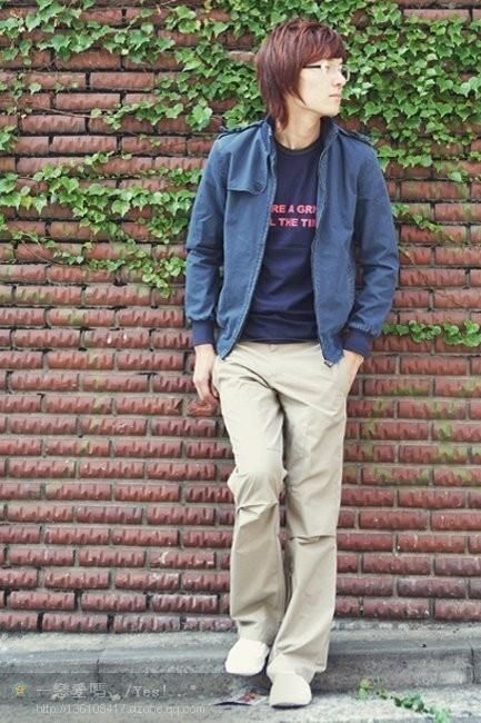 男生穿衣搭配 - jiaquanluo - 天涯的博客