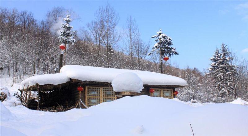 【原创】一路的碎语,一路的灿烂(五)——穿越雪乡 - 琴儿 - 琴儿的博客
