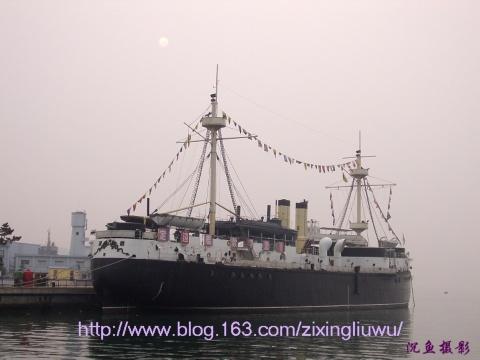 我在威海港公园晨练(图) - 沉鱼 - 沉鱼雅居