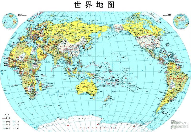 世界地图大全(收藏) - 铁道兵1969 - 铁道兵1969的博客