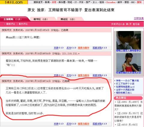 搜狐网友评论 - 碧嫌 -     德艺双薪