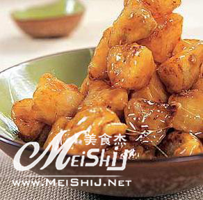 拔丝葫芦-www.meishij.net