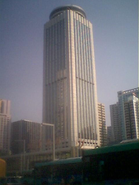 深圳国贸喷泉_长风·国贸第六馆餐饮街区效果图