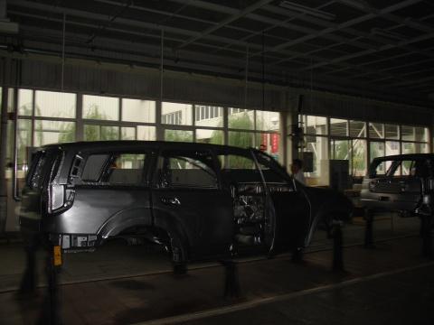 参观保定长城汽车厂 书画闲人的日志 网易博客高清图片