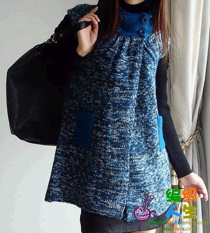 【转载】简单的圆领开胸衫 - wl961121 - 人生淡如菊的博客