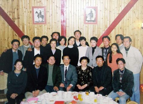 情缘(1)   生日聚会 - 赵教授 - zhaoxh777的博客