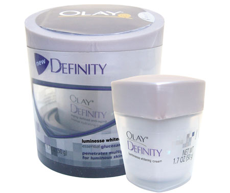 OLAY Definity 早到了十年 - peter - 首席护肤狂人的美肤杂志
