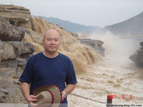(原)漂行八千里(8)黄河壶口 - 水上漂 - 水上漂的博客